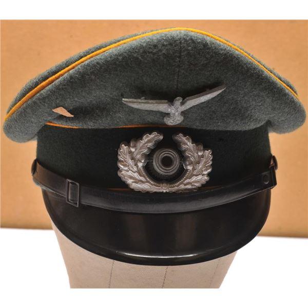 21DC-108 WEHRMACHT CAP