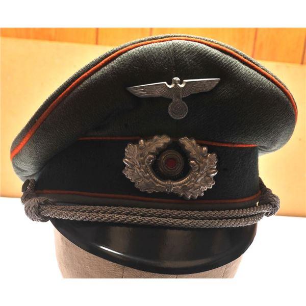 21DC-111 WEHRMACHT CAP