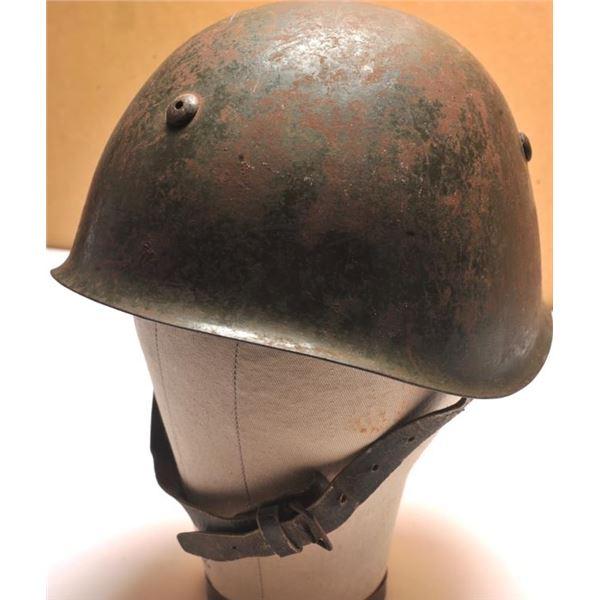 21DC-122 GERMAN PARATROOPER HELMET