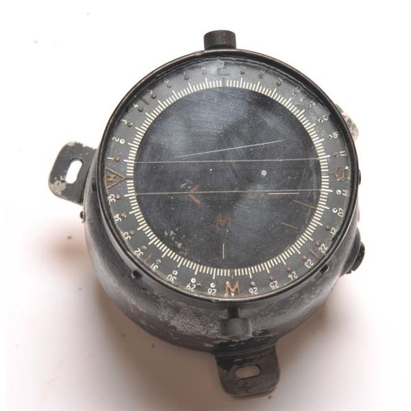 21BM-4 WWII FIGHTER COMPASS