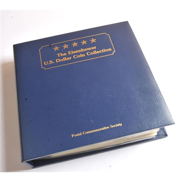 21AD-3 EISENHOWER COIN COLLECTION