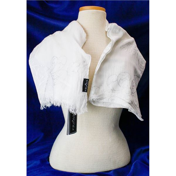 FRASS SUMMER WRAP STYLE # 623445; IVORY
