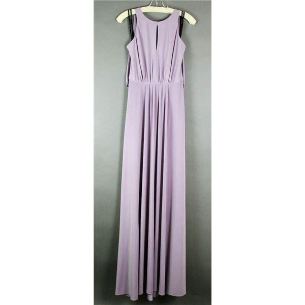 LILAC SORELLA VITA FORMAL DESIGNER DRESS;