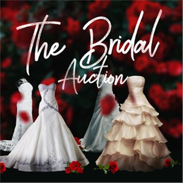 THANK YOU FOR TAKING PART IN THIS EXCLUSIVE BRIDAL SHOP AUCTION.