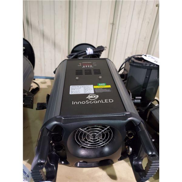 ADJ INNO SCAN LED AC100 - 240V LED DJ PROFESSIONAL MULTI LIGHT ( GLASS CRACKED )