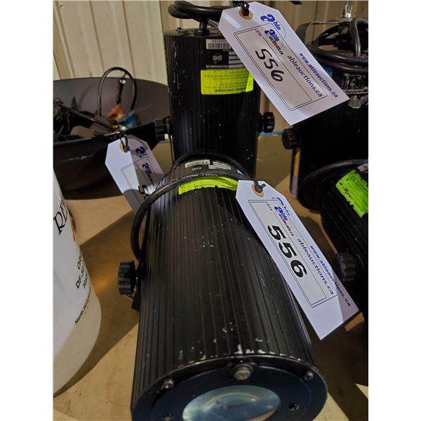 2 GENI SHA-50D SPARKLER 120V PROFESSIONAL SPARKLER DJ LIGHTS