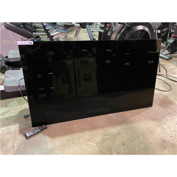 """SAMSUNG 55"""" UE55A HD LED SMART TELEVISION ( NO STAND, HAS REMOTE )"""