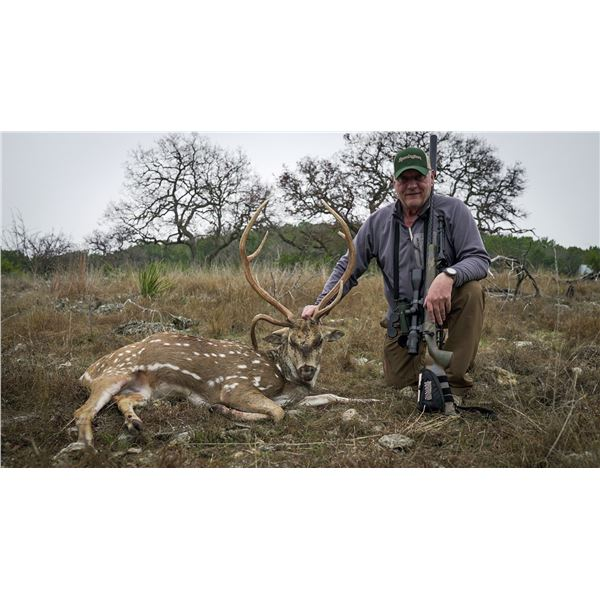 FTW RANCH / SAAM TRAINING: 4 DAY SAAM PRECISION & SAFARI HUNT COMBO FOR 2 HUNTERS IN TEXAS