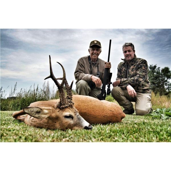 SCANDINAVIAN PROHUNTERS: 4 DAY BIG GAME/WINGSHOOTING ADVENTURE FOR ONE HUNTER IN DENMARK AND SWEDEN