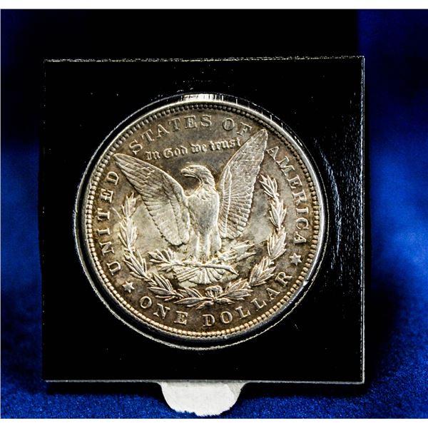 1897 USA SILVER MORGAN DOLLAR 2.8M MINTAGE