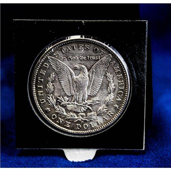 1901O USA SILVER MORGAN DOLLAR HIGH GRADE