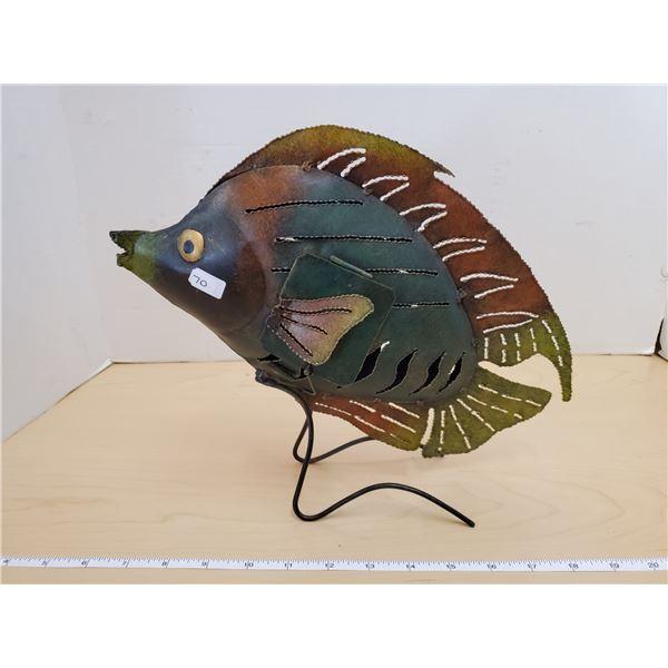 LED LIGHT FISH GARDEN DECORATION