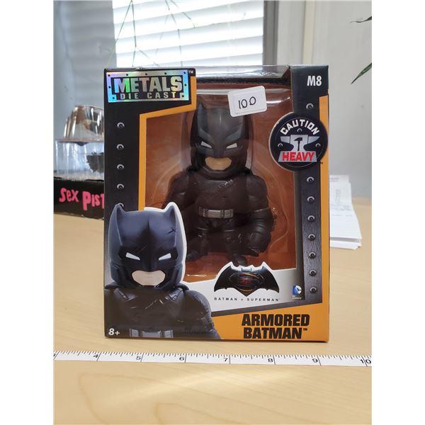METAL DIE-CAST BATMAN