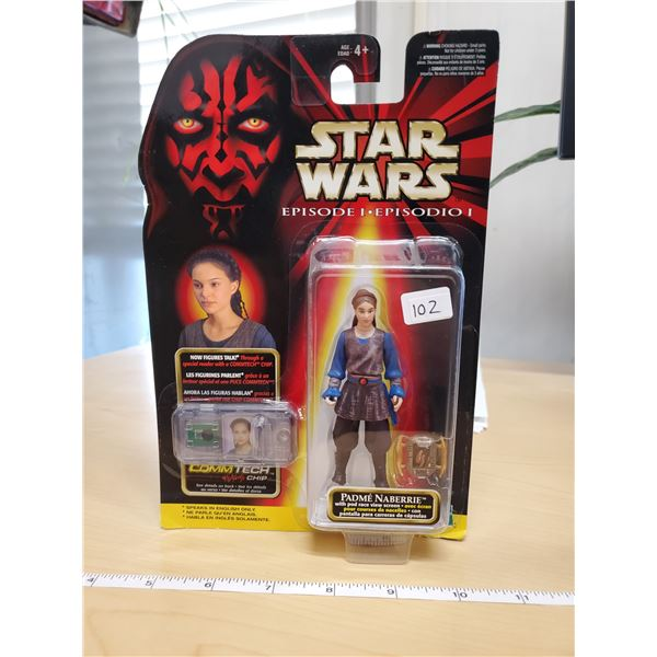 STAR WARS COMMTECH PADME NABERRIE