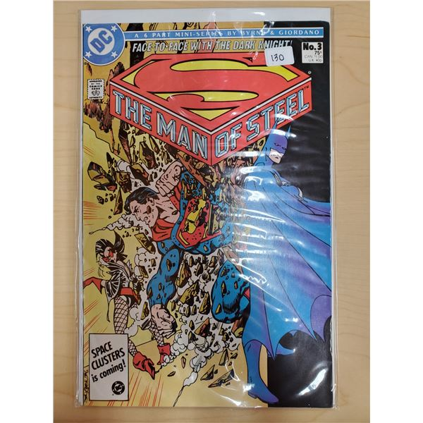THE MAN OF STEEL NO. 3