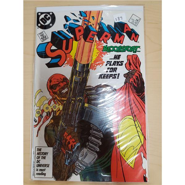 SUPERMAN APRIL 1987 NO. 4