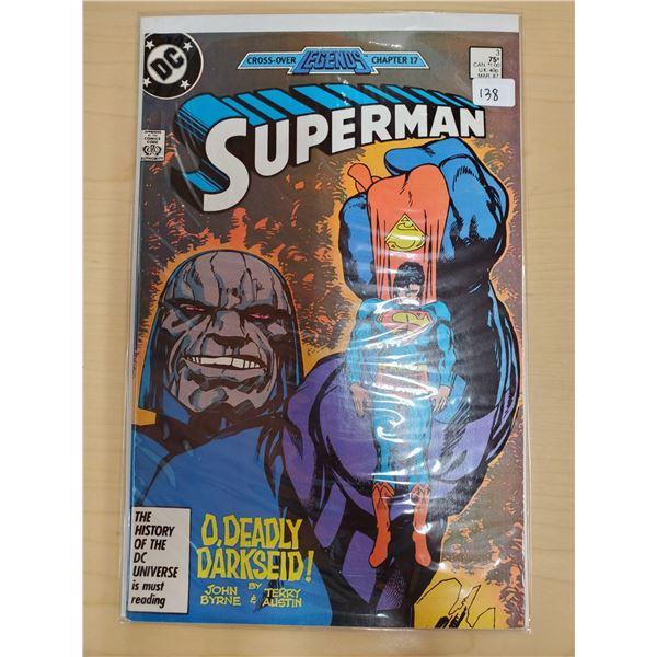 SUPERMAN MARCH 1987 NO. 3