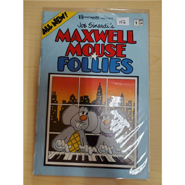 MAXWELL MOUSE FOLLIES NO. 1