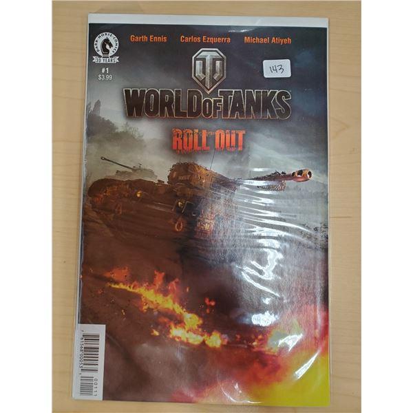 WORLD OF TANKS NO. 1