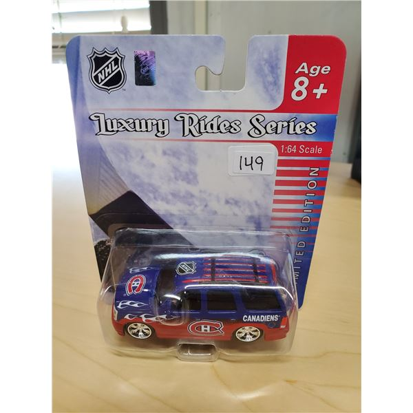 MONTREAL CANADIENS 1:64 TRUCK