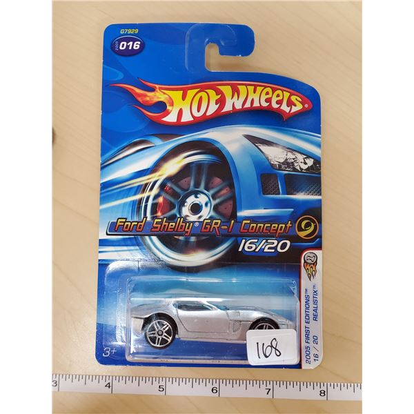 HOT WHEELS FORD SHELBY GR-1