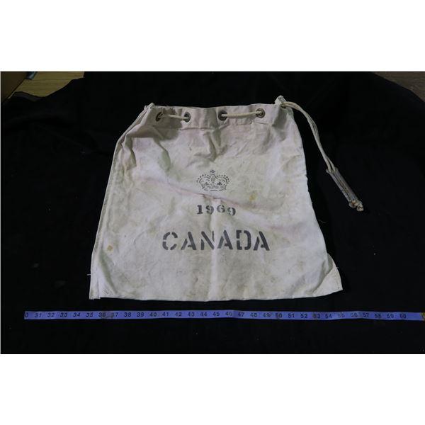 """1969 Canada"" Canvas Bag"