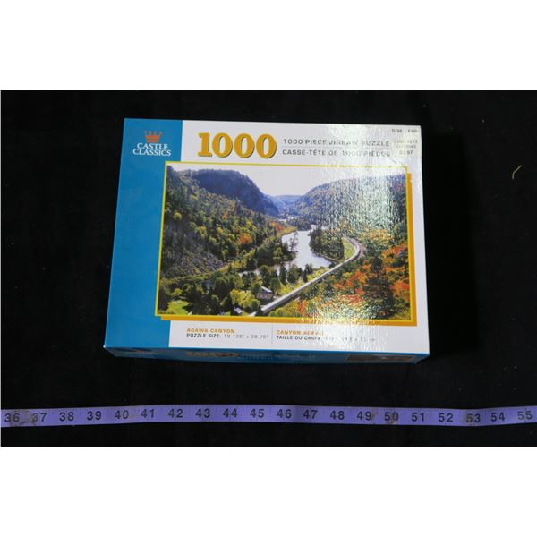 Agawa Canyon Jigsaw Puzzle