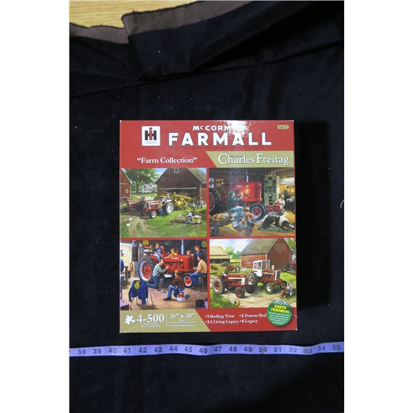 Farm Collection Jigsaw Puzzle
