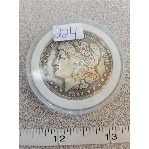 REPRO Morgan Dollar - 1894