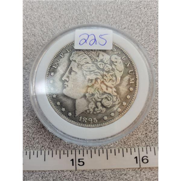 REPRO Morgan Dollar - 1895