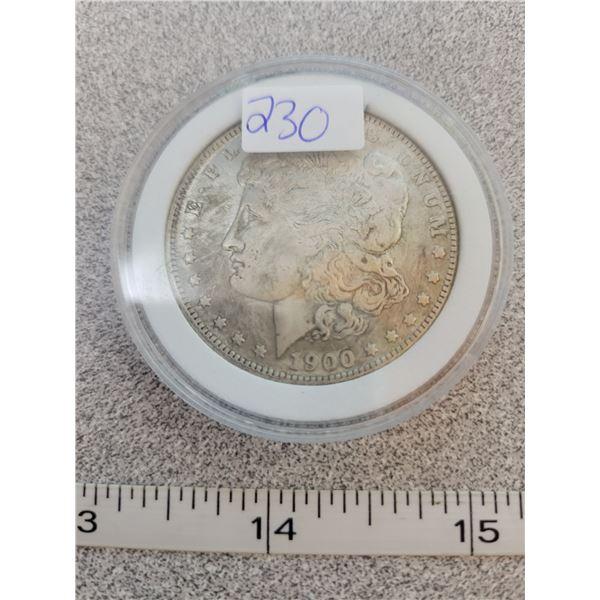 REPRO Morgan Dollar - 1900