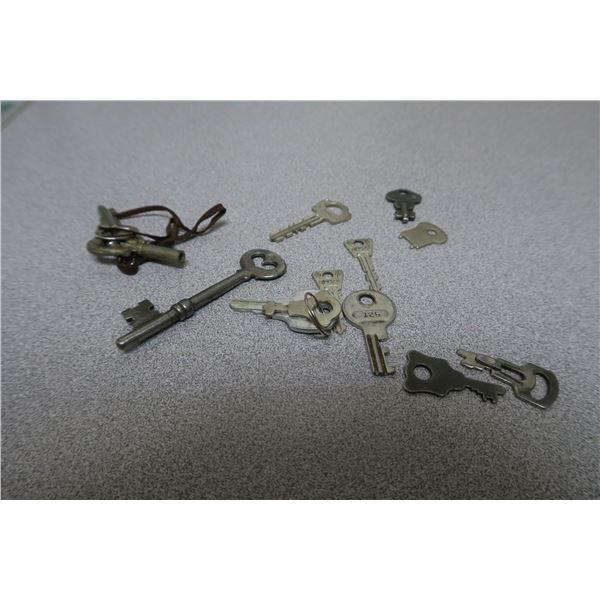 13 Random Keys