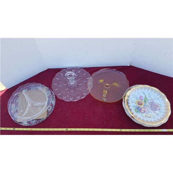 Lot of Dishes / Platters