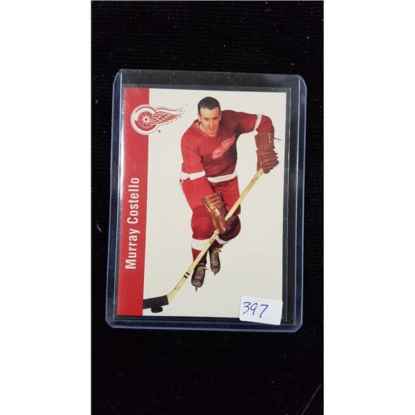 Murray Costello Hockey Card