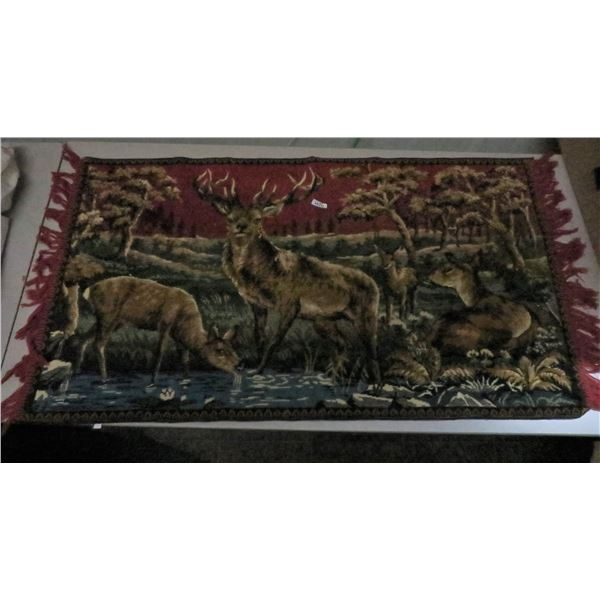 TAPESTRY RUG WALL HANGING