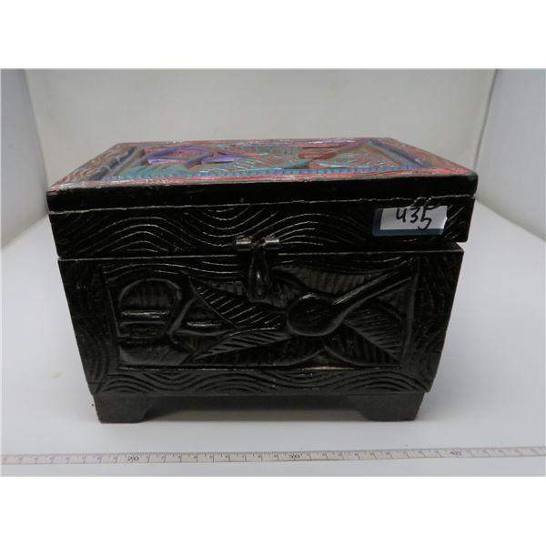"KEEPSAKE BOX 9X7X5"""
