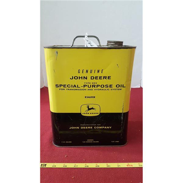 John Deere Special-Purpose Oil - 2 US Gallons