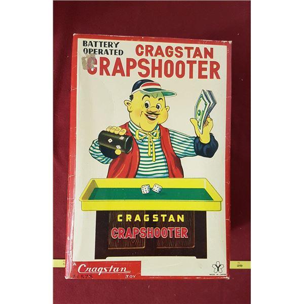 1960's Cragstan Crapshooter & Box NOS