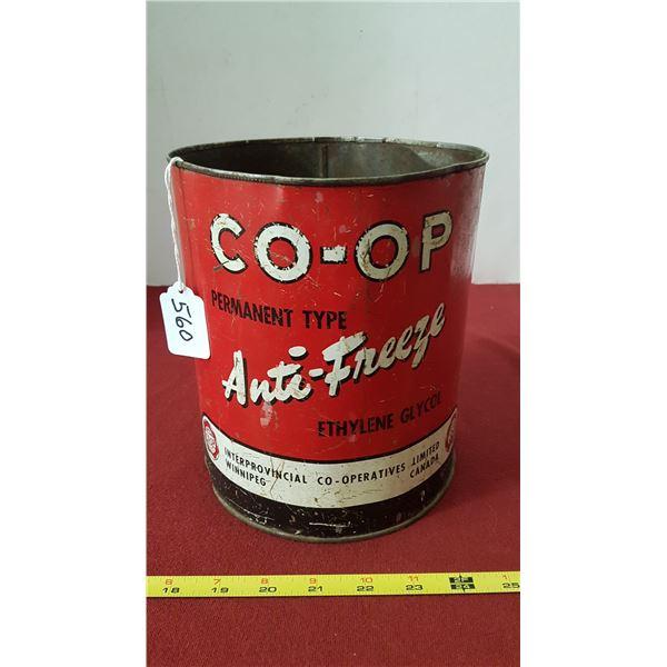 Co-op 1 Gallon Antifreeze