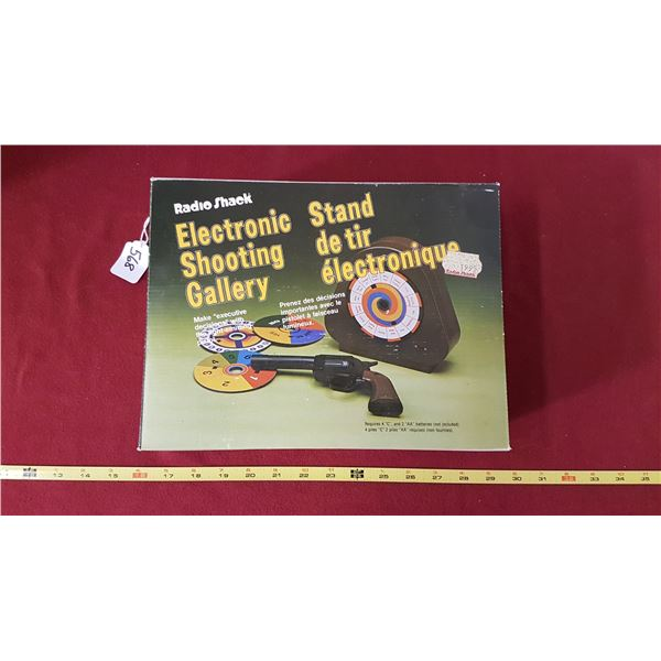 Radio Shack Electronic Shooting Gallery NOS