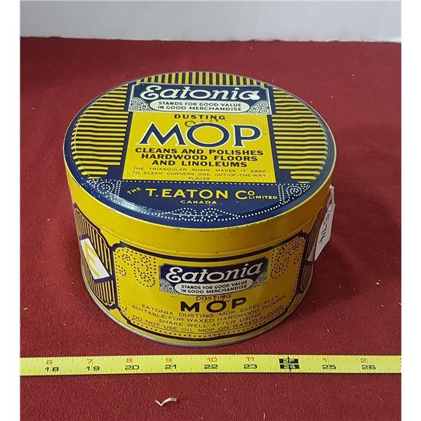 Eatonia Dusting Mop Can - T.Eaton Company Ltd.