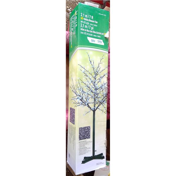 1 - 7' Blossom Tree