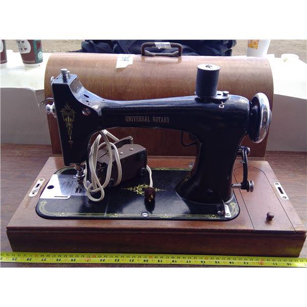 Portable Sewing Machine - Universal Rotary