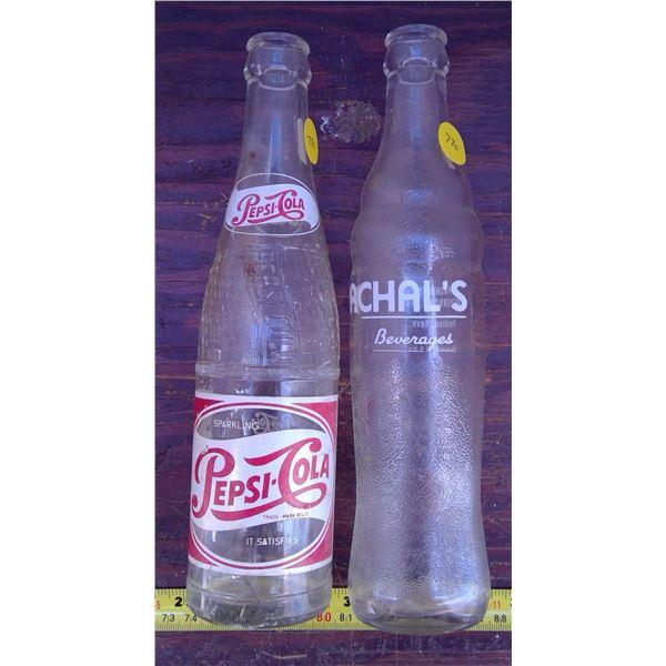 Pepsi Bottle, Panchal's Beverage Bottle