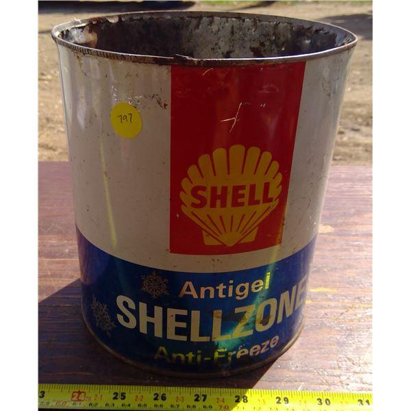 Shell Antigel Tin