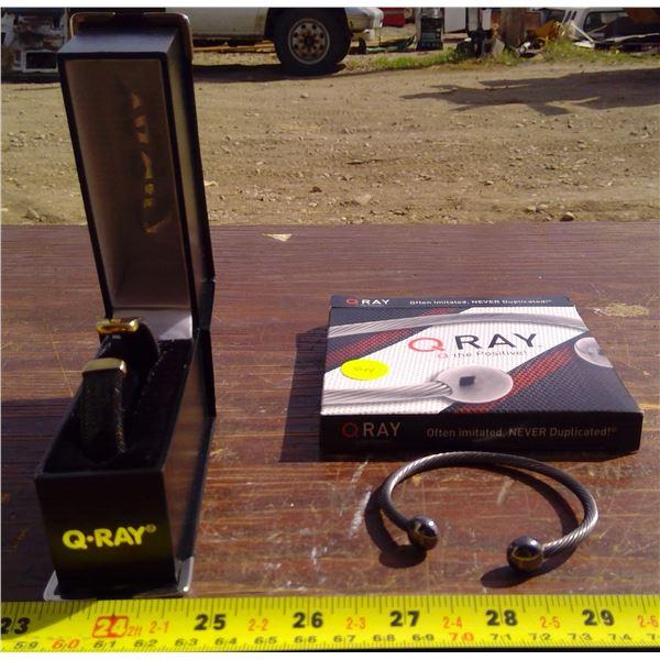 2 - Q-Ray Bracelets