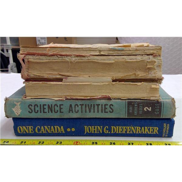 5 Old Books