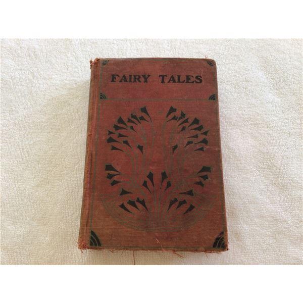 Antique book of Grimm's Fairy Tales - 5 photos