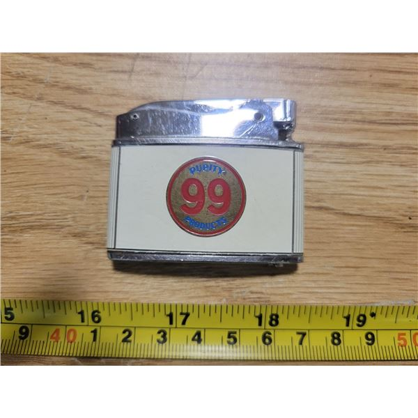 Purity 99 oil lighter (Japan)