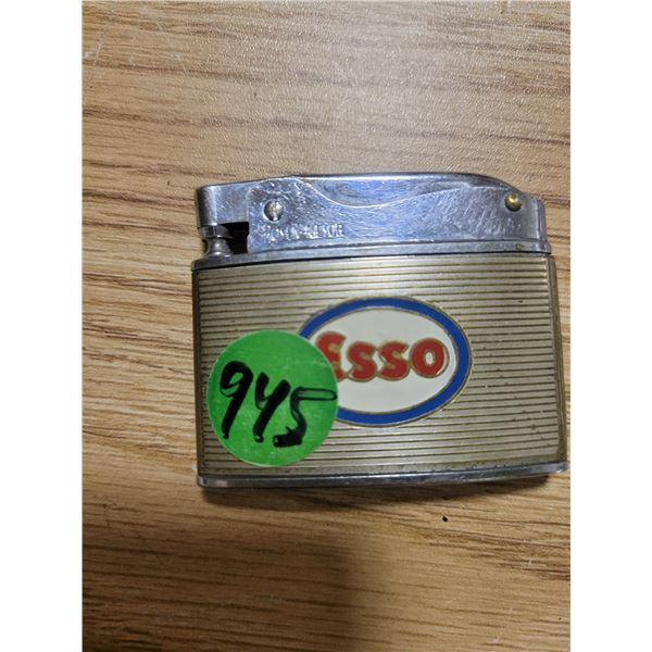 Esso oil lighter (Japan)